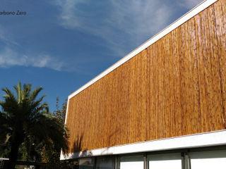 BAMBU CARBONO ZERO 房子 竹 Wood effect