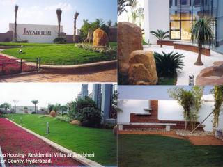 iammies Landscapes Minimalist style garden