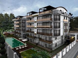 Mimoza Mimarlık Modern houses