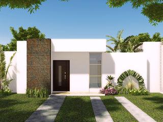 Vivienda tipo II INVERSIONES NACSE S.A.S. Casas modernas