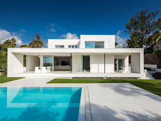 Casa Herrero | 08023 architects Simon Garcia | arqfoto Modern Pool