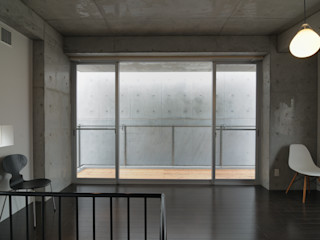 株式会社長野聖二建築設計處 Living roomLighting