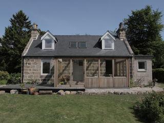 House Extension & Alterations, Aberdeenshire ABN7 Architects Casas de estilo moderno
