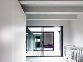 CN10 ARCHITETTI Modern Bedroom Wood White