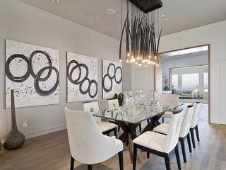 GSI Interior Design & Manufacture Comedores minimalistas Gris