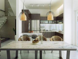 GSI Interior Design & Manufacture Modern Yemek Odası
