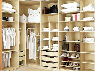 homify Classic style dressing room