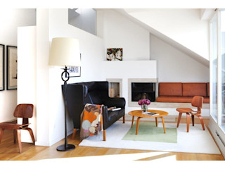 Heerwagen Design Consulting Living room
