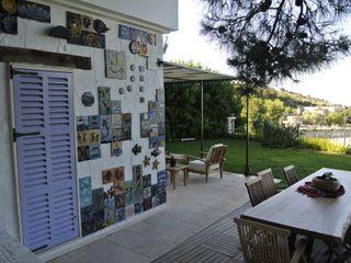 Mozaik Sanat Evi Parede e pisoRevestimentos de parede e pavimentos