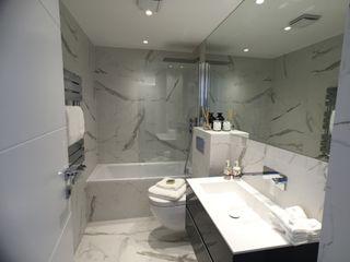 Hyde Park Square Central London Progressive Design London Modern bathroom
