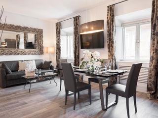 Loredana Vingelli Home Decor Dining roomAccessories & decoration Wood Amber/Gold
