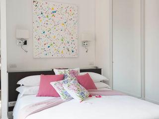 Loredana Vingelli Home Decor BedroomBeds & headboards Fake Leather White