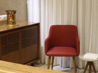 SPACEPLUS BedroomBedside tables Brown