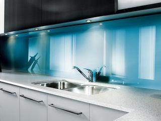 Lustrolite High Gloss Acrylic Wall Panels The London Tile Co. Pareti & PavimentiRivestimenti pareti & Pavimenti Blu