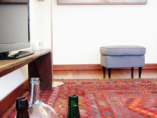 maria inês home style Moderne Wohnzimmer