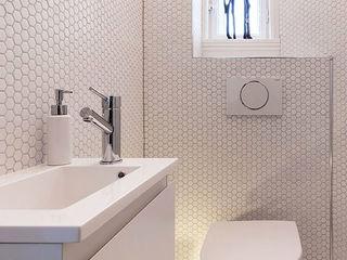 trend group Ванна кімната Плитки Білий