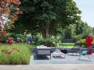 Vosselman Buiten Modern Garden