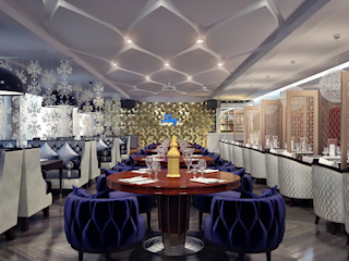 Sweet Home Design Modern bars & clubs