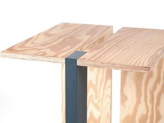 Maison du Bonheur 침실베드 사이드 테이블