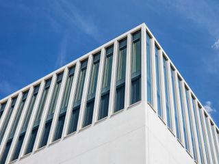 SICHTKREIS.COM Architekturfotografie Berlin Event venues Concrete White