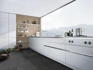 KDE - Küchen Design Essen CuisinePlacards & stockage Blanc