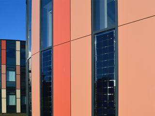 St Bartholomew's School Enhancement Project ArchitectureLIVE Modern schools