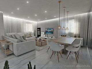 homify Scandinavian style dining room