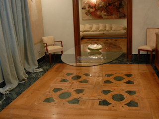 Mondial Marmi SRL 现代客厅設計點子、靈感 & 圖片