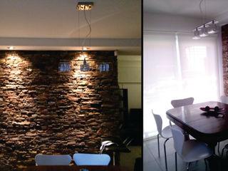 MONARQ ESTUDIO Modern dining room