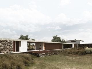 Coletivo de Arquitetos Country style houses