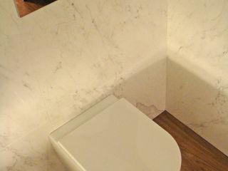 PFS-arquitectura Minimalist style bathroom