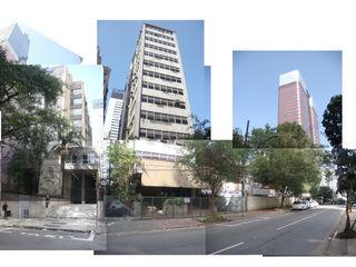 Coletivo de Arquitetos Minimalist office buildings