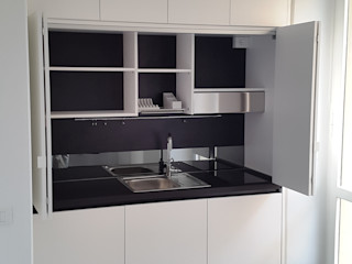 SIZEDESIGN SMART KITCHENS & LIVING KitchenStorage