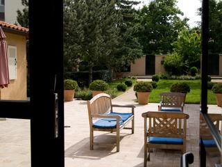 Pierre Bernard Création Classic style garden