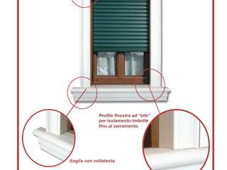 Cornici decorative per facciate Eleni Decor Finestre & PorteDecorazioni per finestre