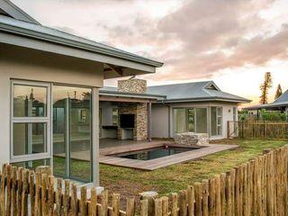 CA Architects Minimalist style garden