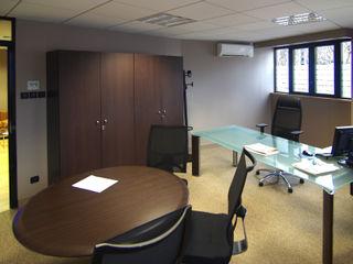 Rehabilitation d'une banque lyonnaise Pierre Bernard Création Espaces de bureaux classiques