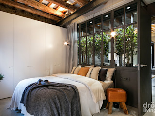 Dröm Living Chambre industrielle