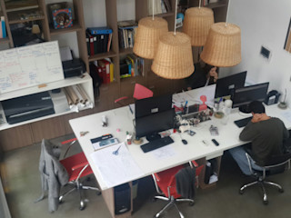 DX ARQ - DisegnoX Arquitectos مكتب عمل أو دراسة