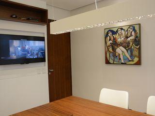 Stúdio Márcio Verza Commercial Spaces MDF White