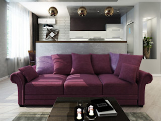 ДизайнМастер Living room Purple/Violet