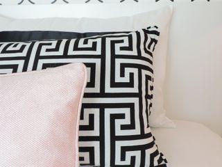 Black&White Espaços Únicos - EU InteriorDecor Quartos modernos