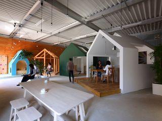 ALTS DESIGN OFFICE Медиа комната в стиле минимализм