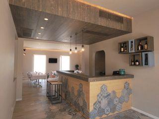Viviana Pitrolo architetto Bar & Klub Gaya Mediteran