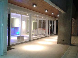 CASA MAJR Patricio Galland Arquitectura Casas de estilo ecléctico