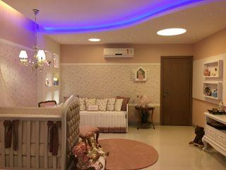 Heloisa Titan Arquitetura Nursery/kid's roomAccessories & decoration Beige