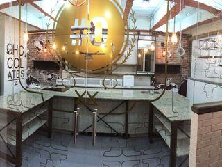 Cristina Cortés Diseño y Decoración Gastronomi Gaya Industrial