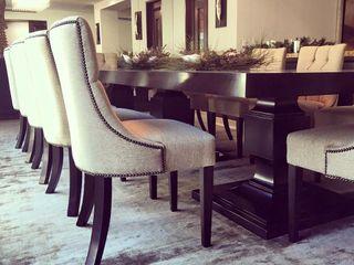 FLAM RUGS Modern Dining Room