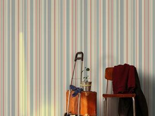 Tapeten mit Streifenmustern Gaedke Tapeten Wände & BodenTapeten