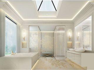 Stunning Bathroom Design Ideas IONS DESIGN Minimalist style bathrooms Tiles Multicolored
